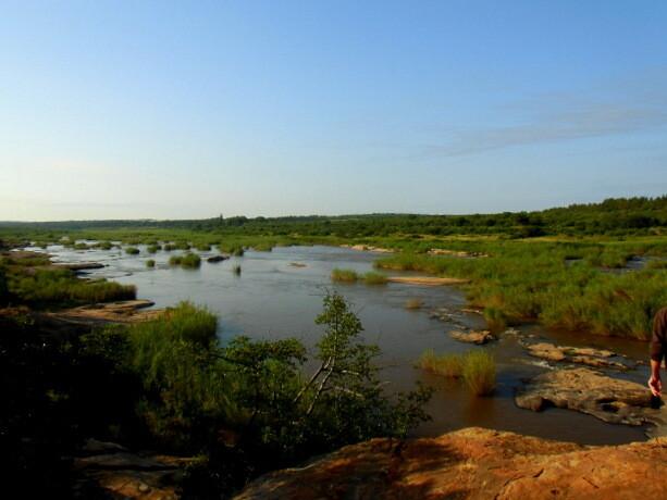 Uno de los ríos donde acechaban los cocodrilos
