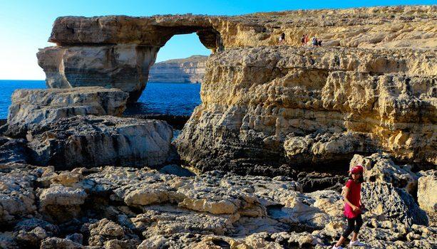 Azure Window Ventana Azul Gozo Malta