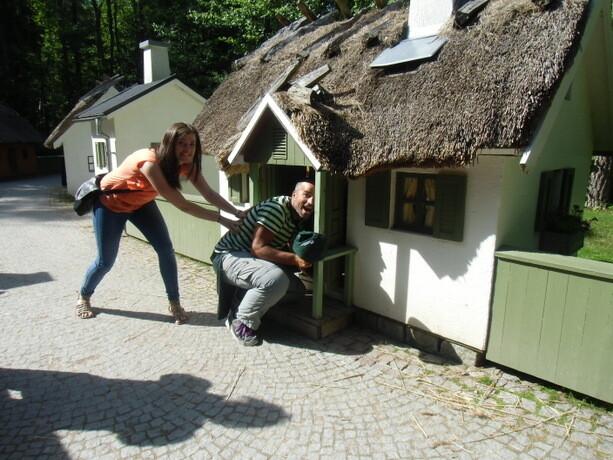 Quería olvidarme de alquileres e hipotecas en mi nueva casa adaptada a mi espíritu de Peter Pan