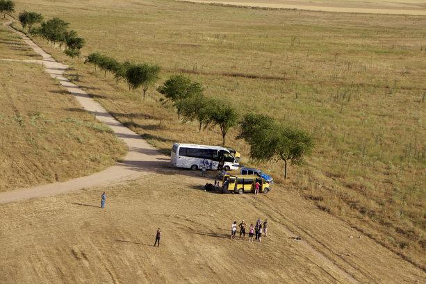 Campo de aterrizaje paramotor Albacete