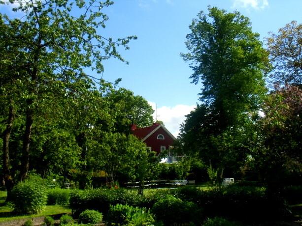 Los jardines de Krusenstiernska