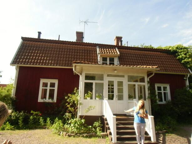 La casa de Astrid Lindgren