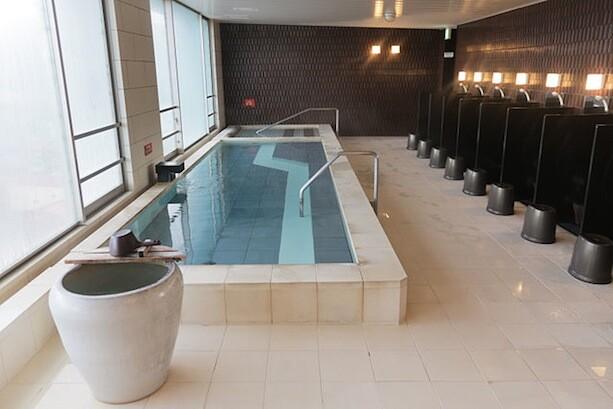 Sento Moderno en Takayama en Japón