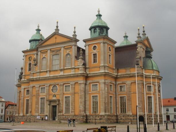 La catedral de Kalmar