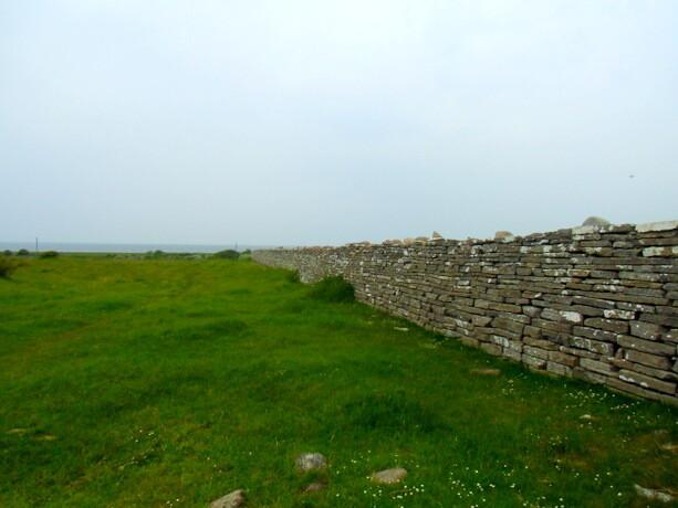 El muro de Carlos X , de finales del XVII, tiene más de 4.5 kilómetros de largo