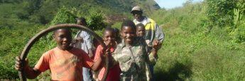 Lo mejor de África..su gente..sus niños