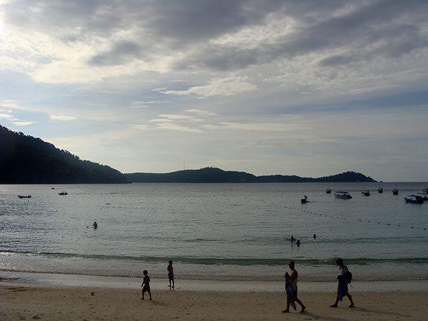 playa-kecil-perhentian