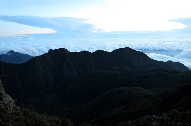 Cima del volcán Baru, Chiriqui. Autor: @Hildergarn