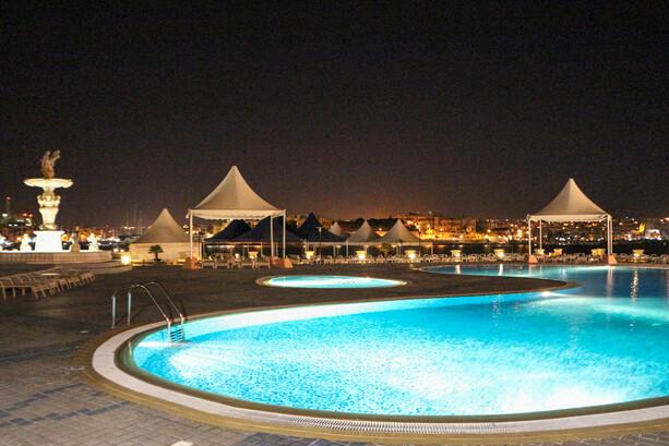 Piscina Grand Hotel Excelsior La Valletta Malta