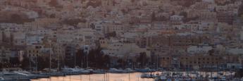 Puesta de sol desde La Valletta en Malta