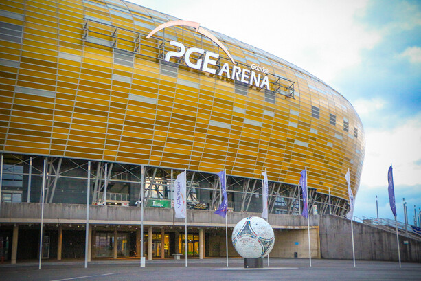 Exterior Estadio PGE Arena Gdansk