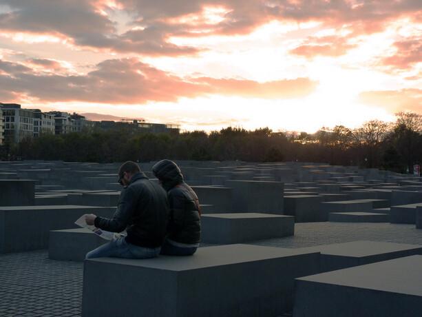 Memorial del Holocausto Judío en Berlín