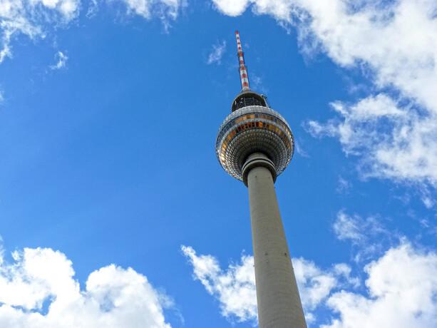 Torre de televisión de Berlín