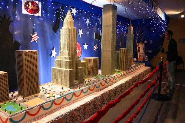 Nueva York de Chocolate Artesanos Galleros Rute