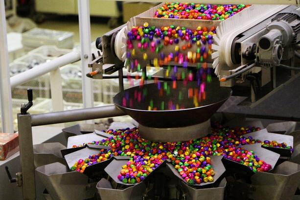 Bombones de Chocolate de Artesanos Galleros en Rute