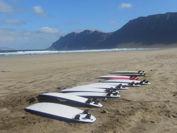 Calima Surf en Lanzarote