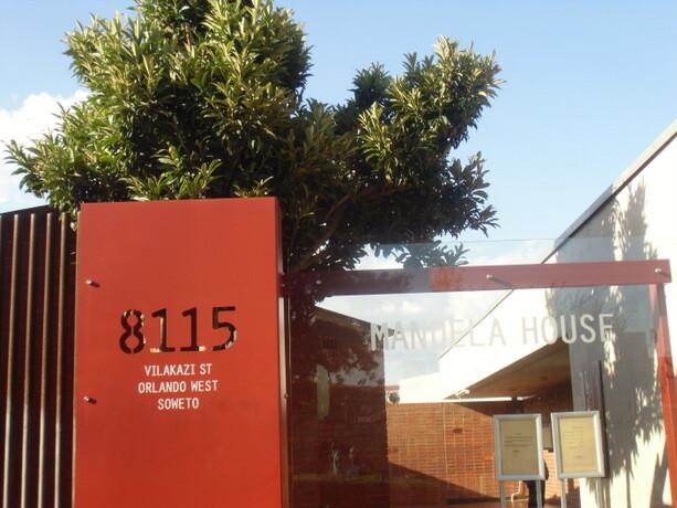La casa donde vivió Mandela en Soweto