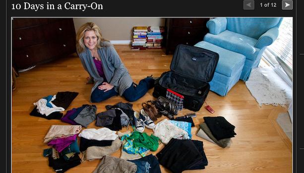 Cómo preparar tu equipaje de mano