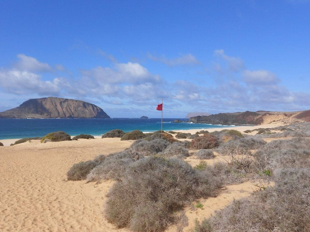 como llegar a La Graciosa desde Lanzarote