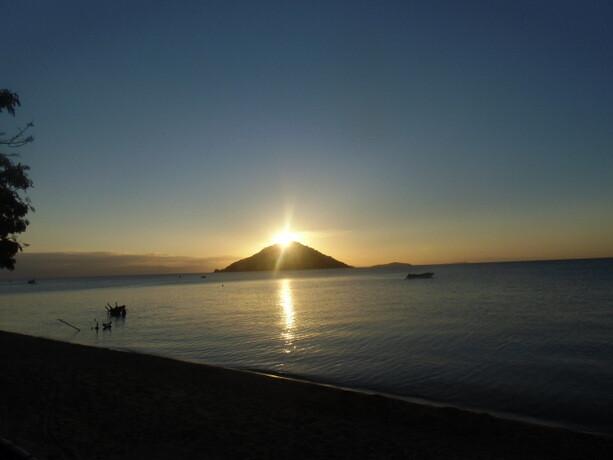 El famoso Lago Malawi