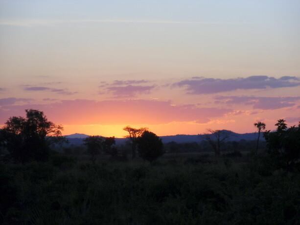 Un lugar perdido de Malawi