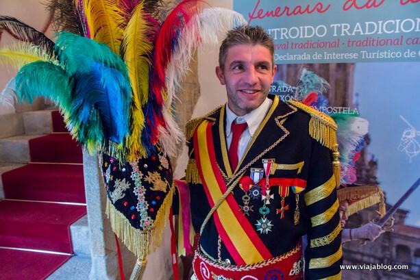Miguel, Xeneral do Ulla, Vedra