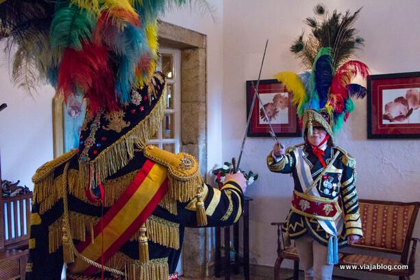 Esther y Miguel, Xenerais da Ulla en el concejo de Vedra
