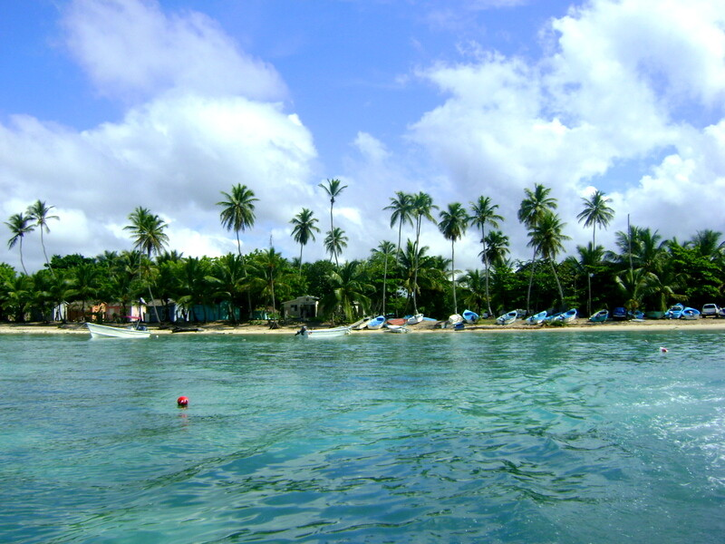 Existen varias bahías e islas por las que perderte en Dominicana