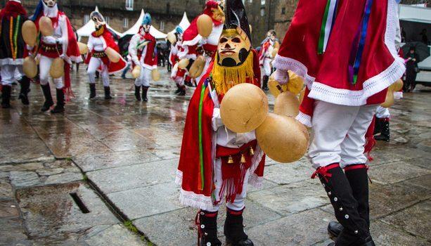 Pantallas Carnaval de Xinzo de Limia, Ourense Entroido Galicia