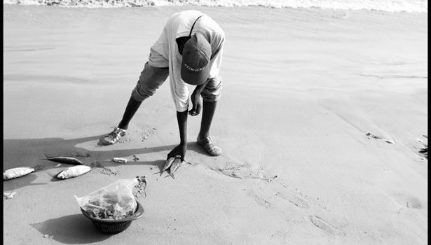 Playa de Dakar, imagen cedida por (c) Susana Busquets