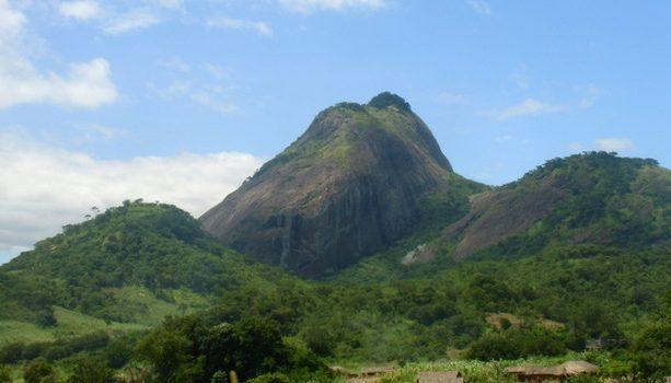Montañas del Norte de Mozambique