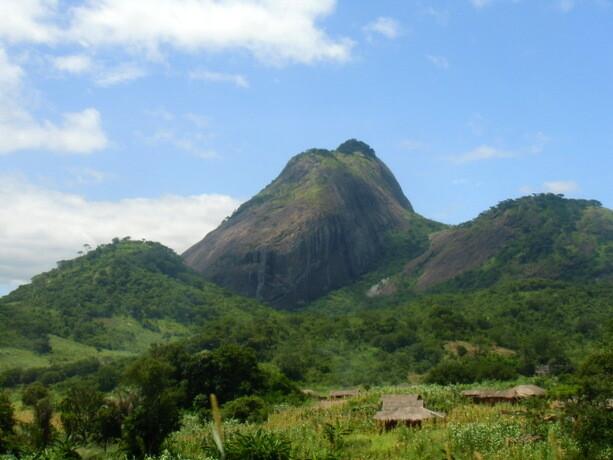 El Norte de Mozambique es precioso aunque llamarás la atención de la poli