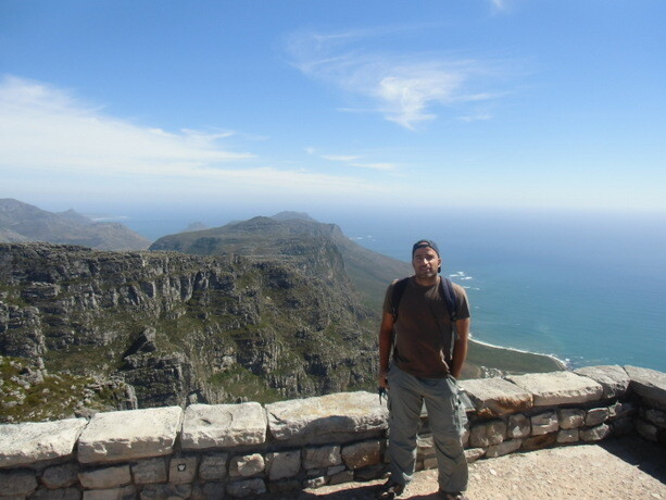 Table mountain en Ciudad del Cabo