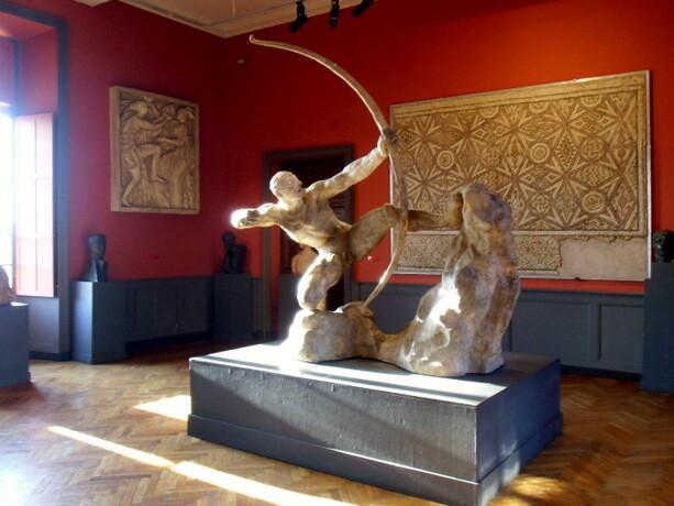 La escultura más famosa de Bourgadelle