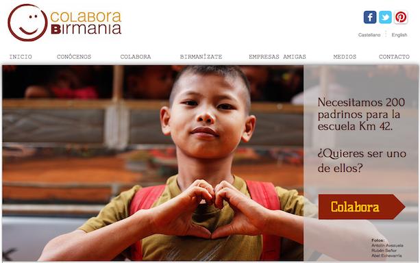 ONG Colabora Birmania