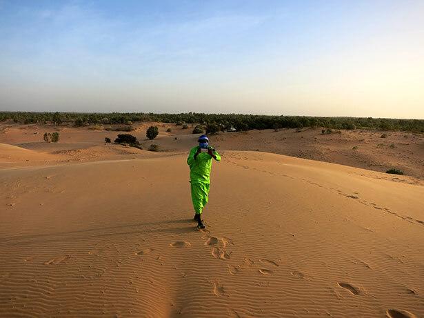 El desierto de Lompoul, Senegal
