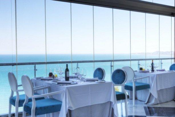 Restaurante del Hydros Spa