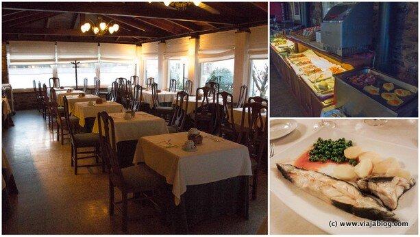 Restaurante Hotel Virxe da Cerca Santiago Compostela