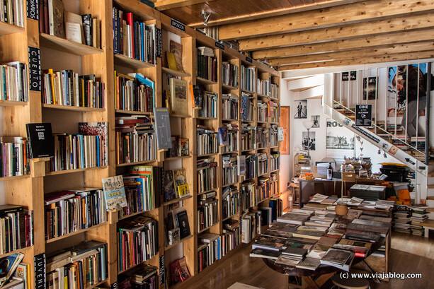 Librería Grifilm Urueña Valladolid