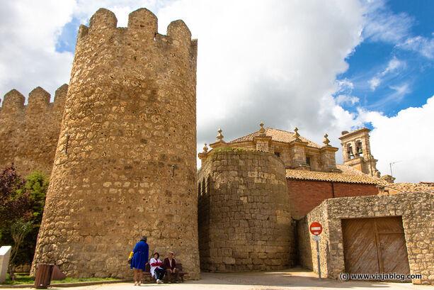 Torre y Muralla de Urueña Valladolid