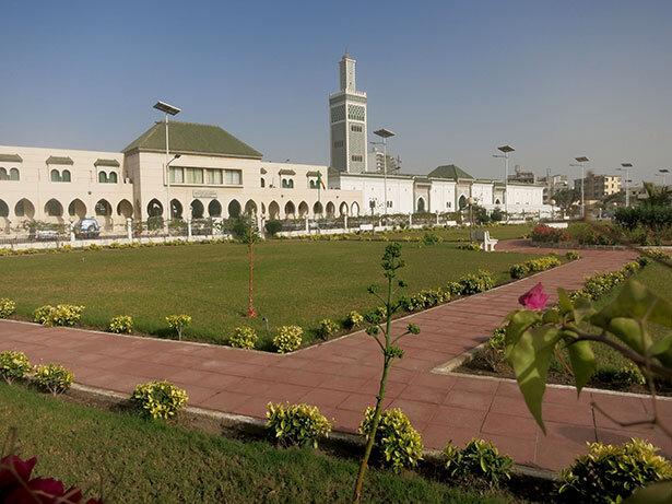 mezquita-dakar