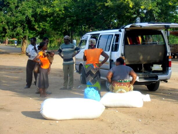 Las chapas mozambiqueñas solo parten cuando están completamente llenas