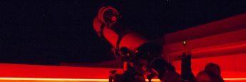 Observación Nocturna del Cielo en el Centro Astronómico de Tiedra en Valladolid