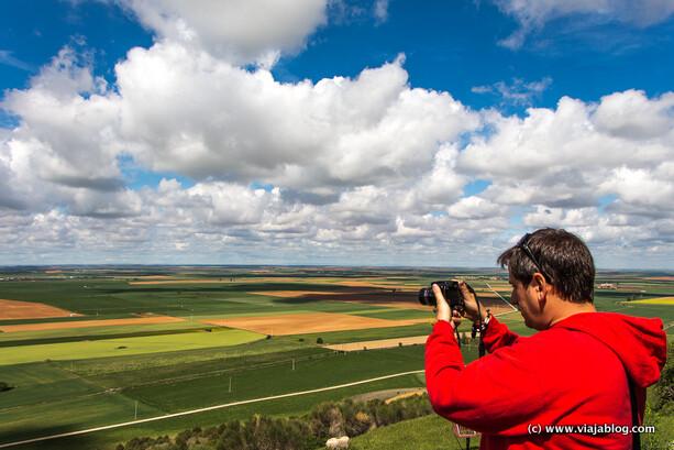 Fotos de la Provincia de Valladolid Cielo y Campo