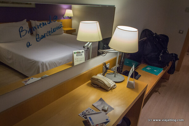 Habitación Hotel Tryp Barcelona Aeropuerto