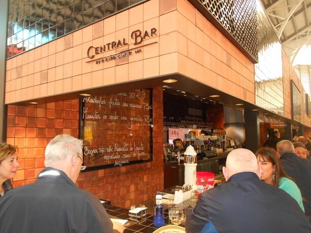 El central bar de Ricard Camarena