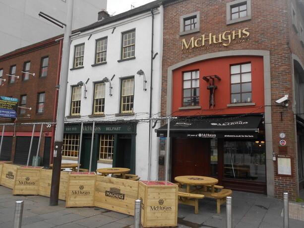 ...y el pub más antiguo de la ciudad