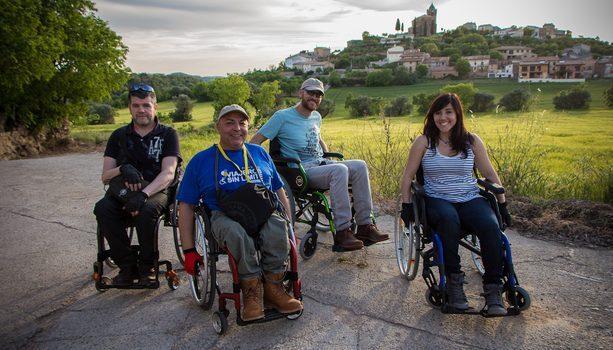 Viajeros sin límite: Aragón en silla de ruedas