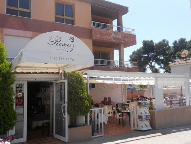 El Restaurante Rosas en Muchavista ofrece buena cocina a buen precio
