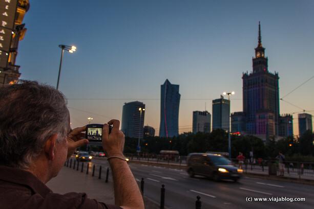 El Metropol Hotel en Varsovia es muy céntrico